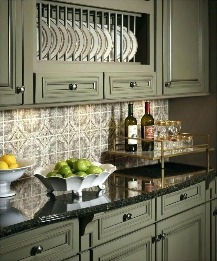 Is Painting Kitchen Cabinets A Good Idea: Excellent Sage Green Painted Kitchen Cabinets Paint Colors