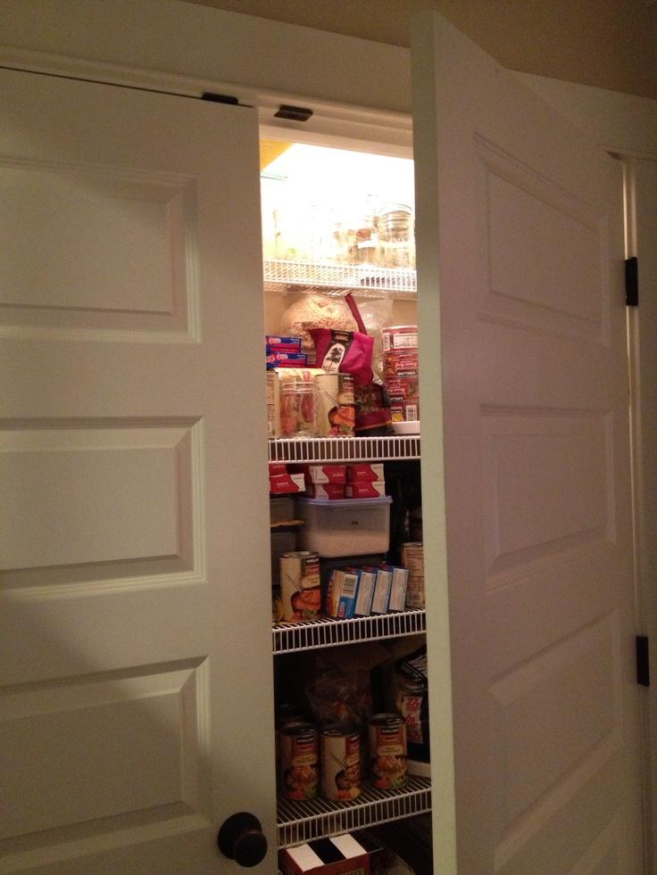 closet lighting ideas. Pantry Light Comes On When You Open The Door...don\u0027t Look Closet Lighting Ideas