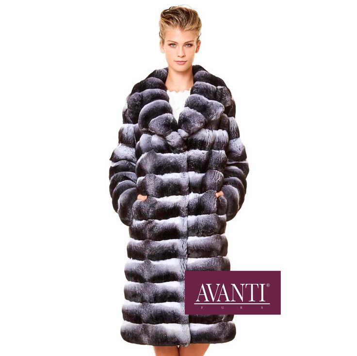 AVANTI FURS - MODEL: KALAHARI AS CHINCHILLA JACKET #avantifurs #fur #fashion #mink #luxury #musthave #мех #шуба #стиль #норка #зима #красота #мода #topfurexperts