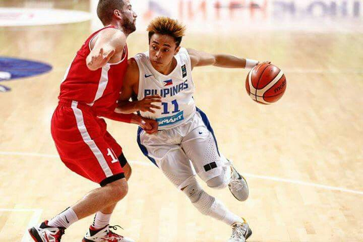 I just need this to be pinned. The awesome terrence romeo of Gilas Pilipinas playing for FIBA Asia 2015.