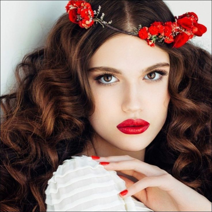 The big curls 1×1: So you bring your curly hair in the form   Hairstyles Short …..  #bring #curls #curly #hairstyles #short