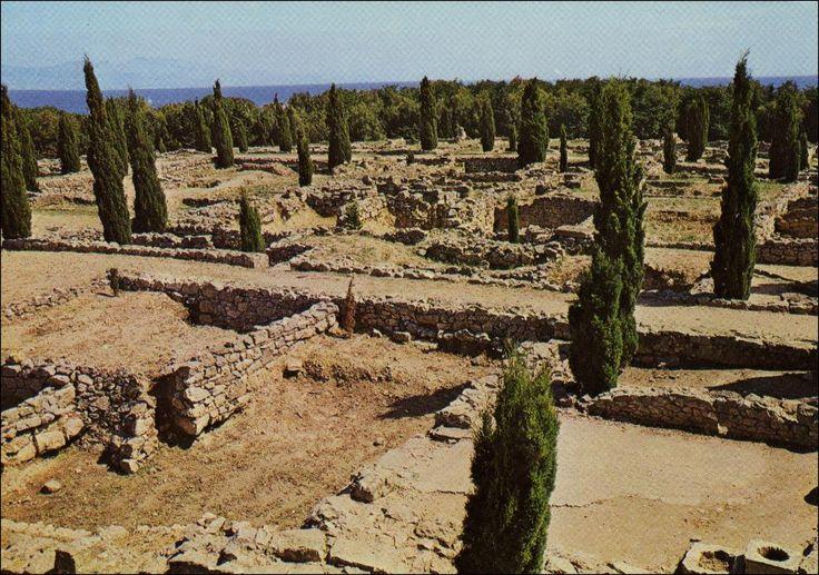 Ruina de Ampurias - Gerona
