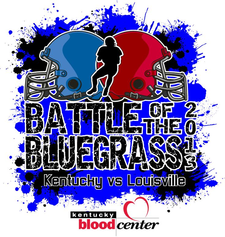 Do you bleed Cardinal Red or Wildcat Blue? Kick off football season, show your team pride, and save lives during the annual Battle of the Bluegrass. Donate and receive a game day T-shirt plus a chance to win UK / Louisville football tickets.