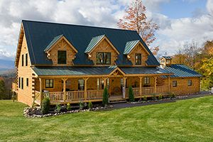 Coventry Log Homes   Our Log Home Designs   Price & Compare Models