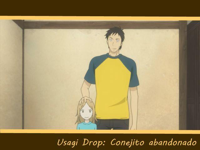 Usagi Drop #Anime #Rontly