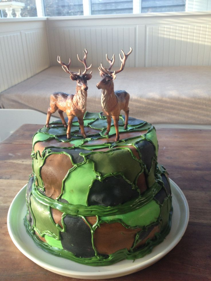 Hunting Cake Cakes Pinterest Hunting Cakes Hunting