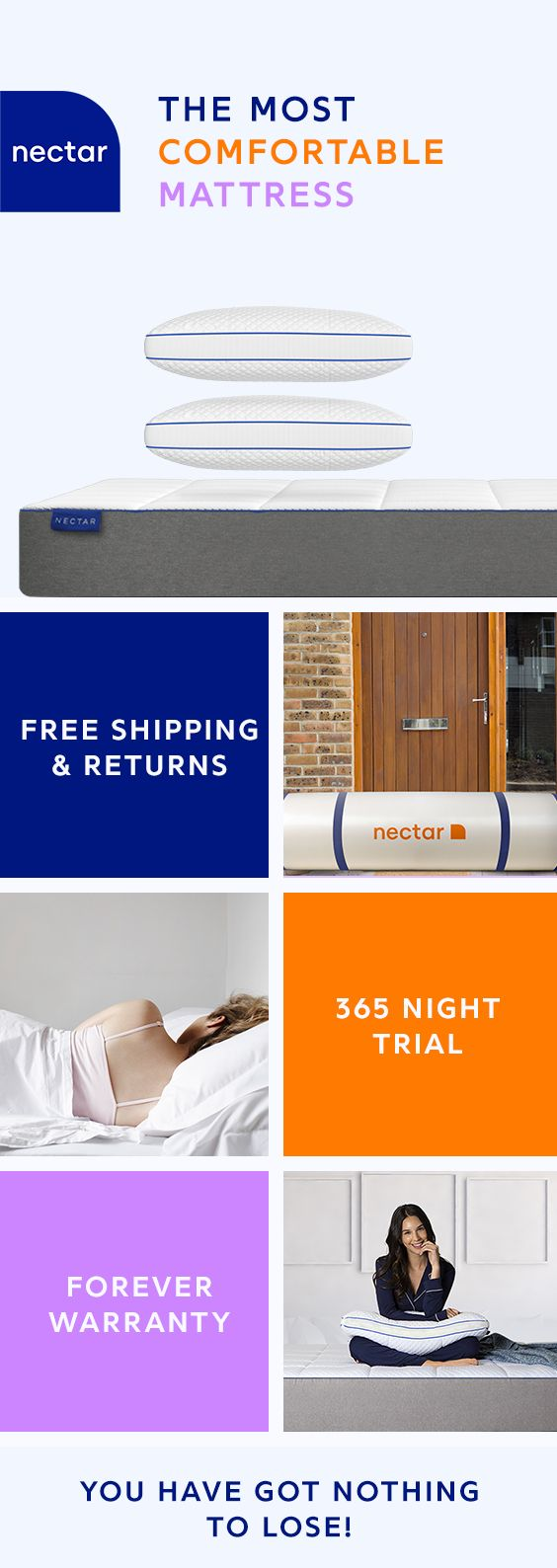 17 best the nectar mattress images on pinterest mattresses sleep