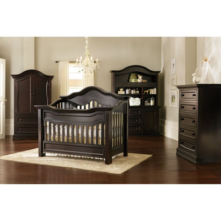 Have to have it. Baby Appleseed Millbury 3-in-1 Convertible Crib Collection - $549.99 @hayneedle