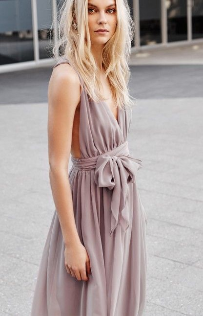 Bridesmaids dresses - $90 at beginning boutique 'dusty rose' colour