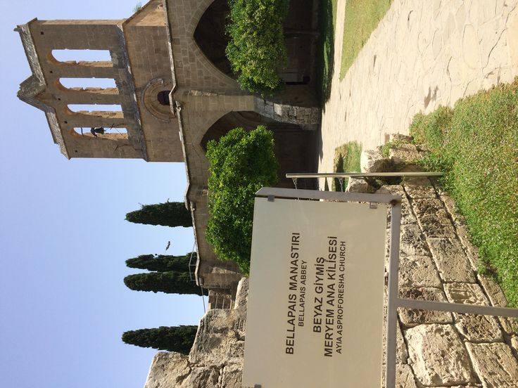 Girne Bellapais Monastery