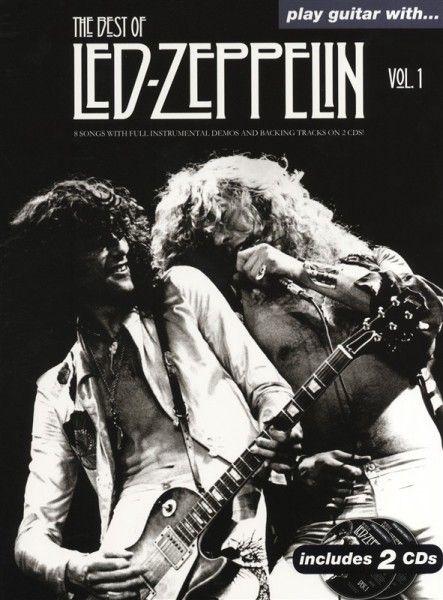 Чудесный  am996589  -  Play  Guitar  With...  The  Best  Of  Led  Zeppelin  -  Volume  1  -  книга:  гитарные  табулатуры  на  песни  группы  Led  Zeppelin,  80  стр.,  язык  -  английский  #ноты,_учебники_и_муз.литература #музыкальные_инструменты,_оборудование_и_аксессуары #для_гитар #мечта #бизнес #путешествие #достижение #спорт #социальная #благотворительность #музыка #хобби #увлечения #развлечения #франшиза #море #романтика #драйв #приключения #proattractionru #proattraction
