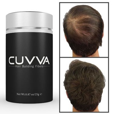 Cuvva Hair Building Fibers