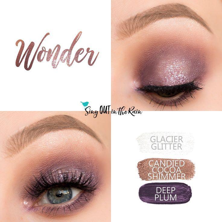 Wonder Eye Trio uses three Limited Edition SeneGence ...