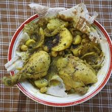 Spiced Chicken and Chickpea Stew  ~ Iraq