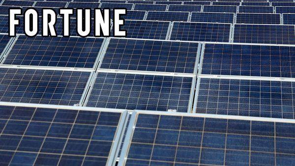Saudi Arabia To House World S Largest Solar Project Solar Projects Solar Solar Panel Cost