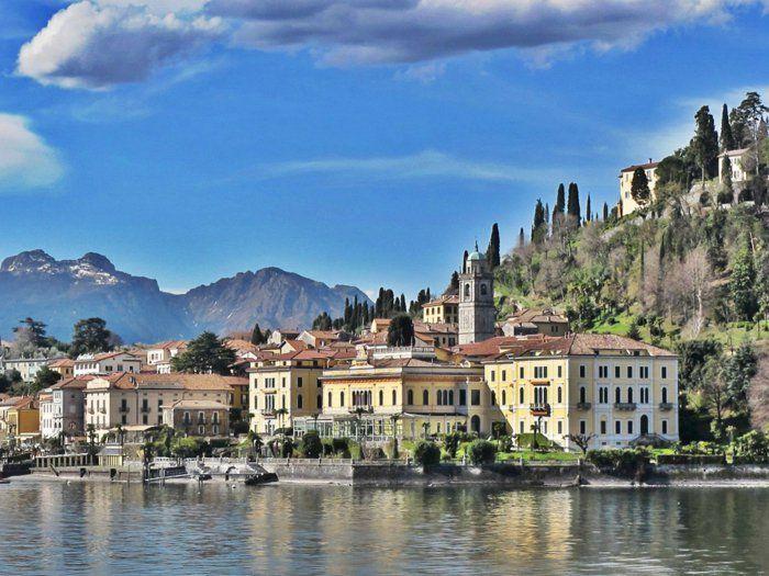 Les 25 meilleures id es de la cat gorie lac de come italie sur pinterest come italie lac de - Hotel de charme lac de come ...