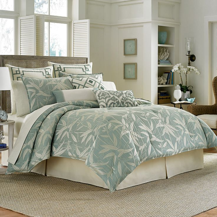 Tommy bahama bamboo breeze comforter duvet sets master bedroom ideas pinterest duvet Master bedroom bed linens