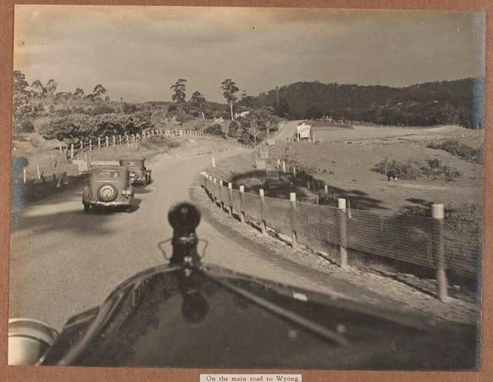 On the way to Wyong in the Central Coast of New South Wales is (year unknown).A♥W