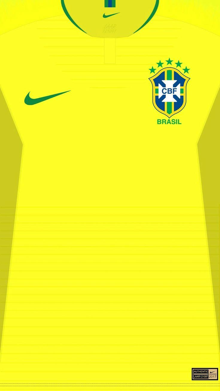 Brasil 18-19 kit home ?