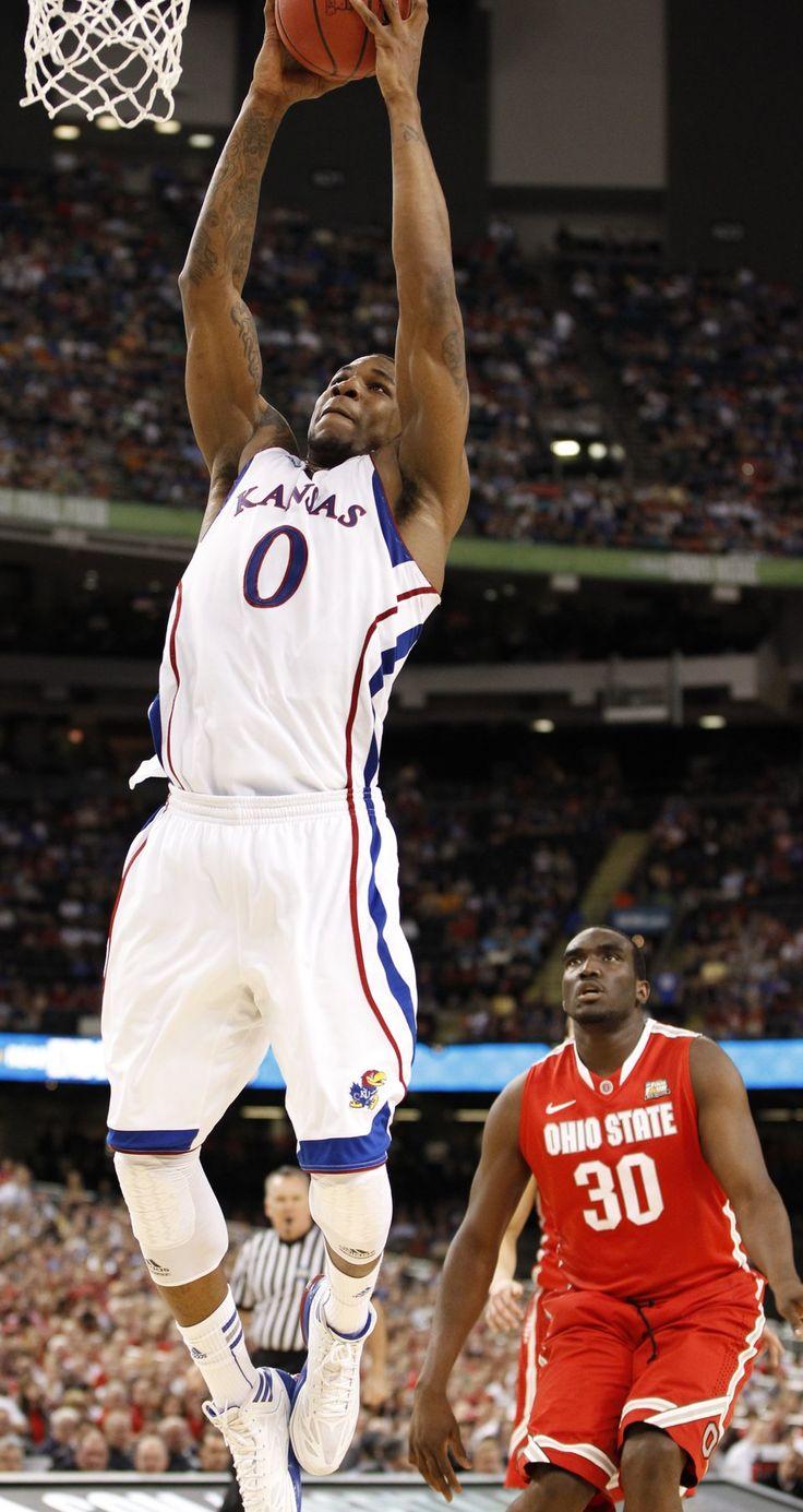 Thomas Robinson Kansas mens basketball, Ohio state