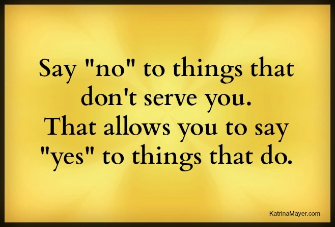 Learning To Say No Quotes. QuotesGram