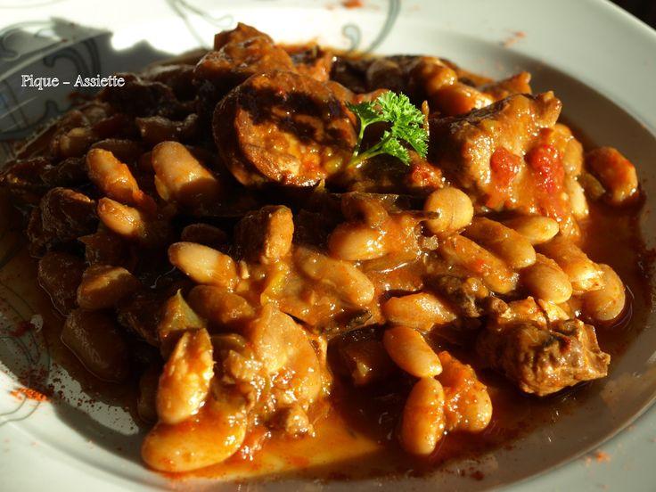 Sauté de porc aux haricots lingots (Recettes en mijoteuse ou pas ...)