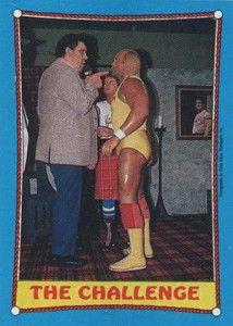 André the Giant / Bobby Heenan vs Hulk Hogan