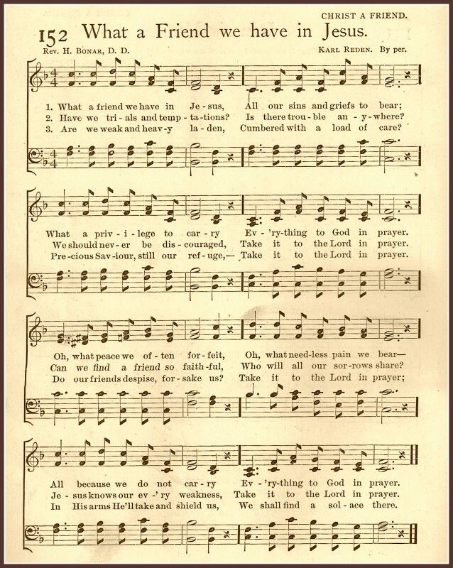My heart remembers these old hymns.
