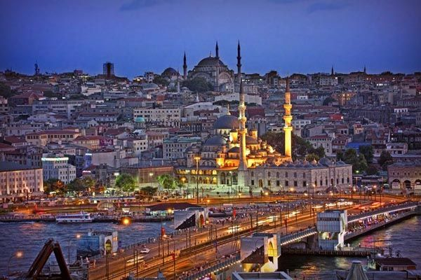 Istanbul From £185 At Austrian Airlines