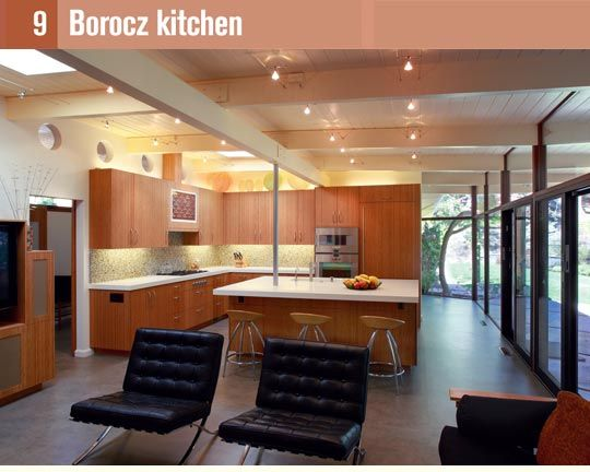 Eichler homes borocz kitchen
