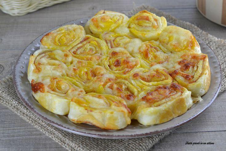 Torta+salata+girelle+di+pasta+sfoglia