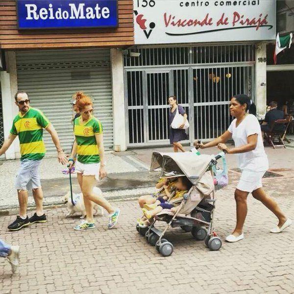 Por Dentro... em Rosa: Manifestações de 13 de Março : Show de preconceito...