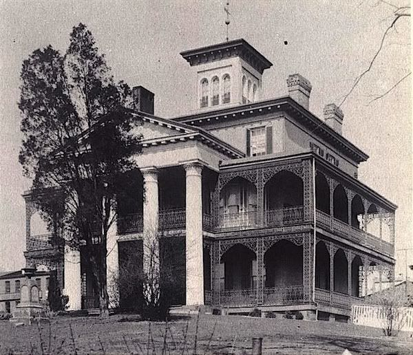 The Shipley-Lydecker House Was Built By Charles Shipley In