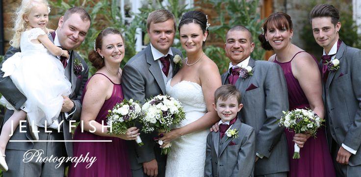 JELLYFISH PHOTOGRAPHY WEDDING CROCKWELL FARM EYDON