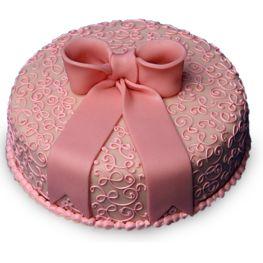 Torta k narodeninám č.93 Cena 58 € Počet porcií 12-16 ks