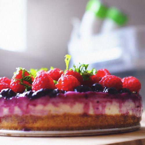 No-Bake Sous Vide Cheesecake | Nomiku