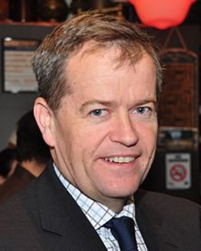 Australian Labor Party leader Bill Shorten has given formal notice he will move a bill to legalize same-sex marriage at the next sitting of the House of Representatives on Monday
