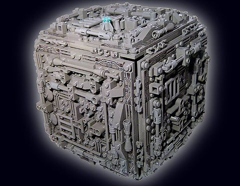 Star Trek Borg Cube
