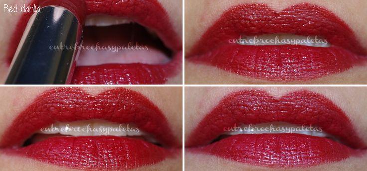 Ultra colour indulgence | Barras de labios de Avon http://www.entrebrochasypaletas.com/2015/03/ultra-colour-indulgence-barras-de.html #lipstick #lips