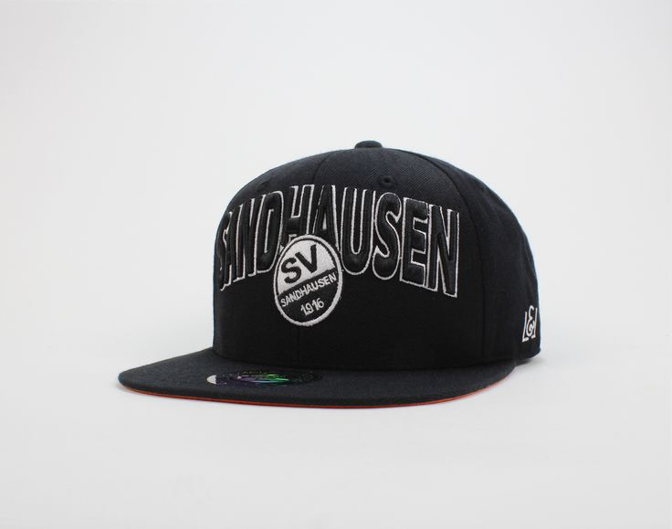 SV Sandhausen - Classic - Snapback #black #schwarz #orange #classic #SVS1916 #derdorfverein #bundesliga #fussball #cap #snapback #goalcollection #goal #collection #goal #collection #lobsterandlemonade #lobster #and #lemonade