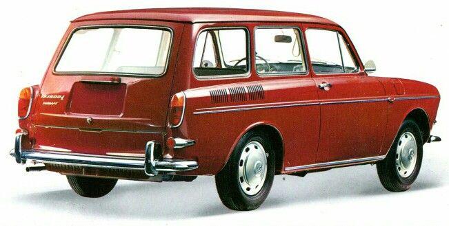 VW 1600L Variant 1968