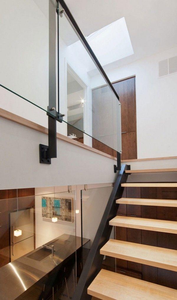 Best 25 Glass handrail ideas on Pinterest Glass railing