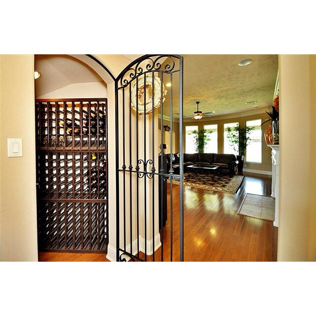 355 best images about home bars wine cellars items on for Turn closet into wine cellar