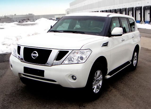 Auto For Sale Canada: New And Used #Nissan Patrol Cars Canada, Visit Here Http