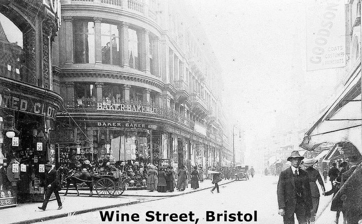 Wine Street, Bristol | by brizzle born and bred