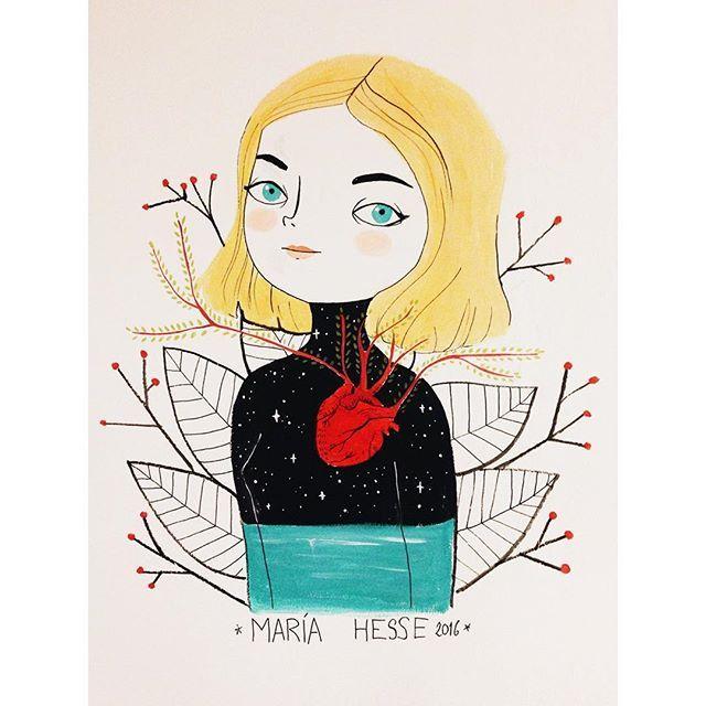 Maria Hesse.