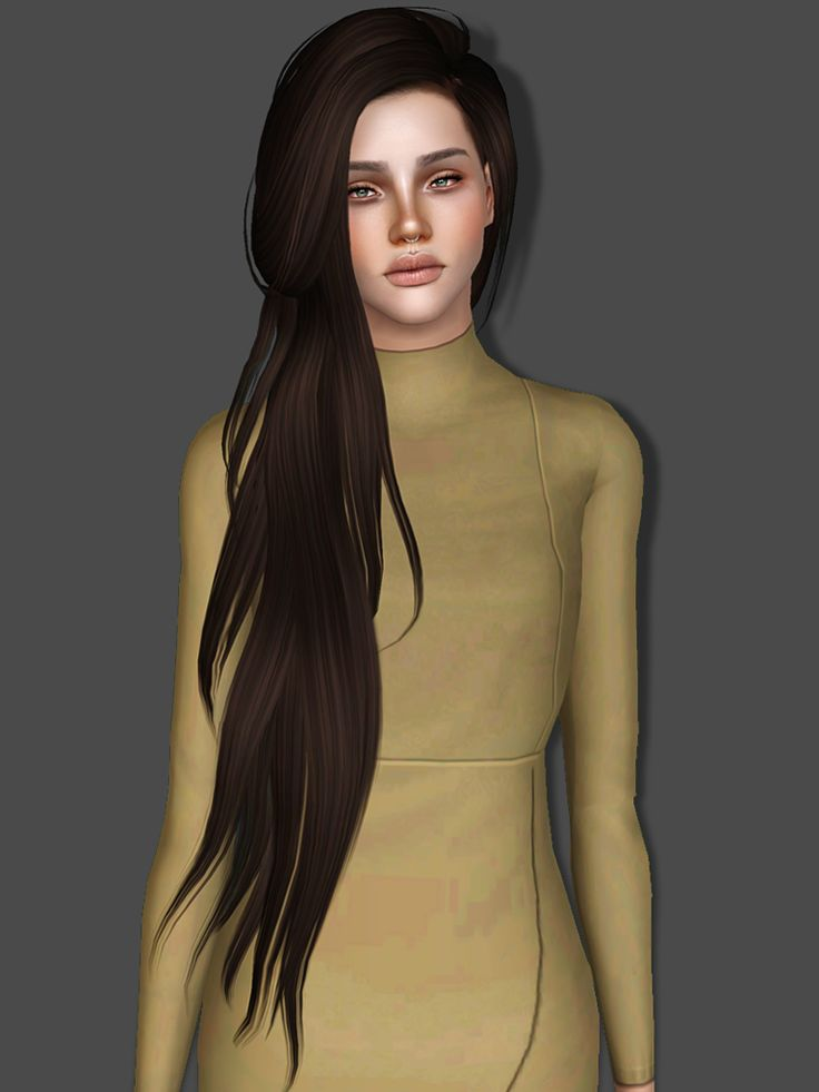 Simsway : Blysims - 193 [ Converted & Mesh Edit ] Female,...