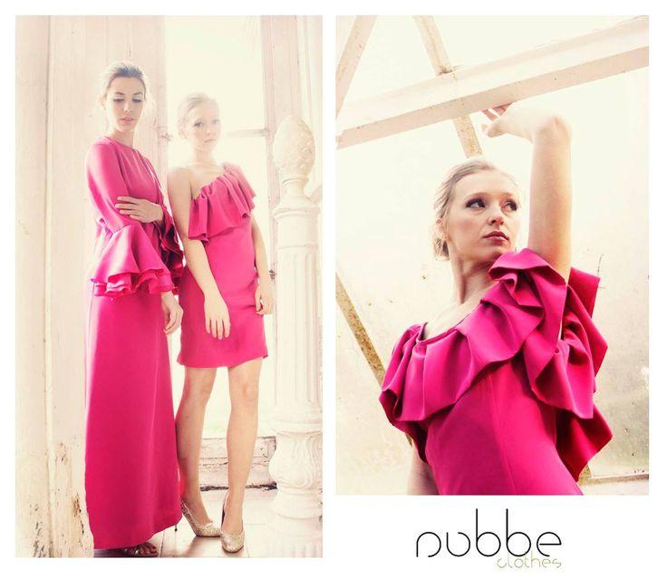 ¡Pongámosle un poco de color a la vida con estos modelos en rosa shocking de nuestra colección SS2014!