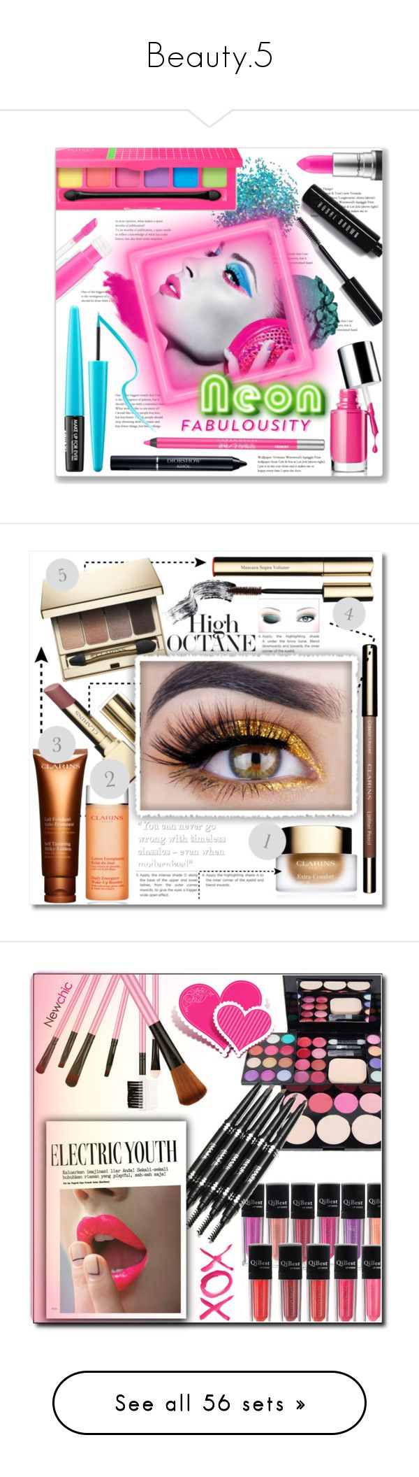 """""""Beauty.5"""" by prisana1987 ❤ liked on Polyvore featuring beauty, MAC Cosmetics, Bobbi Brown Cosmetics, Lancôme, MAKE UP FOR EVER, Clinique, Christian Dior, Urban Decay, Clarins and Chanel"""