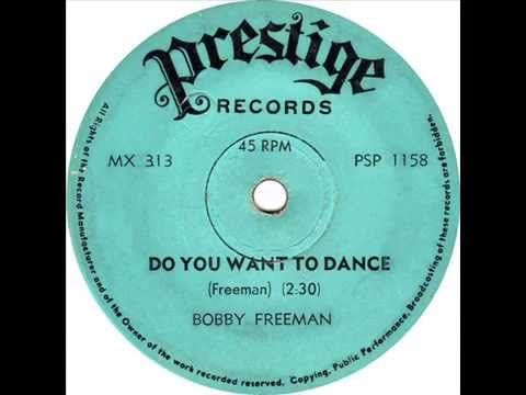 """Bobby Freeman - """"Do You Want To Dance"""""""
